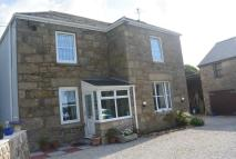 Detached property to rent in Gulval, Penzance...