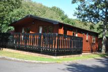 Shorefield Country Park Downton Log Cabin for sale