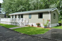 Lodge in Shorefield Country Park for sale