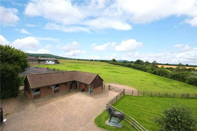 Stables and Land