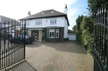 Detached property in Waterloo Road, Southport...
