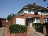 3 bed semi detached home in Maple Grove, Dogsthorpe...