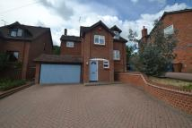 Detached home in Castle Road, Hadleigh