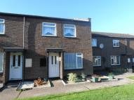 Terraced house in Wellington Close...