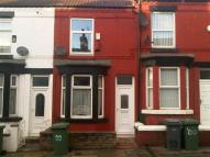 Terraced home to rent in Harrowby Road, Tranmere