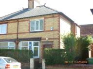 2 bed semi detached property in Vernon Avenue, Wallasey...