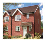 3 bed new home for sale in Church Road Bromsgrove...