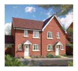 3 bedroom new house in Church Road Bromsgrove...