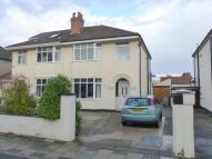 semi detached property in Gordon Avenue...