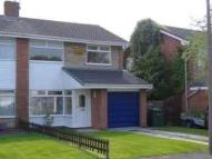 Fulbrook Close semi detached property to rent