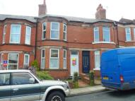 Terraced house in Village Road, Bebington...