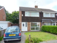 semi detached home in Sutherland Drive...