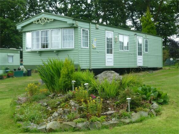 Elegant Yorkshire Dales Holiday Park Settle Static Caravan  Langcliffe Park