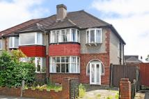 semi detached property for sale in Gainsborough Road...