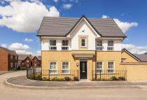 4 bed new house for sale in Bloomfield Road, Tipton...