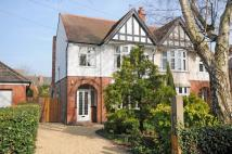 semi detached house for sale in Park Road, Nottingham