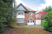 4 bed Detached property for sale in Wollaton Hall Drive...