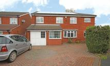 Detached house in Heythrop Close, Oadby