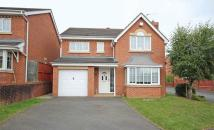 4 bedroom Detached property in Rawlings Court, Oadby