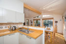 Kitchen to Living