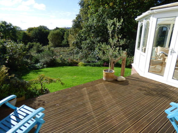 Decking and Rear ...