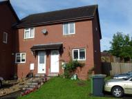 2 bedroom semi detached home in Foxglove Rise, Exeter