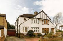 4 bedroom semi detached home for sale in Waverley Avenue...