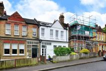house for sale in Whiteley Road...