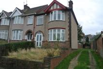 End of Terrace house to rent in Lanchester Road, Coventry