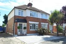 semi detached house in Sussex Avenue, Isleworth