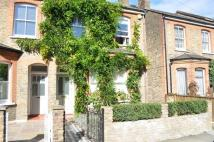 semi detached property in Amyand Park Road...