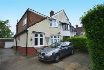 semi detached house in Brantwood Avenue...