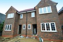 new house in Hall Road, Isleworth