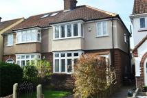 semi detached property in Riverside Walk, Isleworth