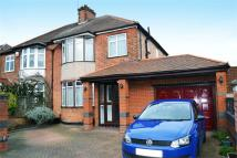 4 bedroom semi detached home for sale in Albury Avenue, Isleworth
