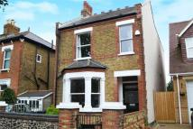 Detached home for sale in St Stephens Road...