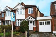 3 bed semi detached home in Harewood Road, Isleworth