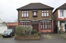 Detached property to rent in Hall Lane, Chingford...