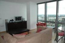 Flat in No.1 West india Quay...