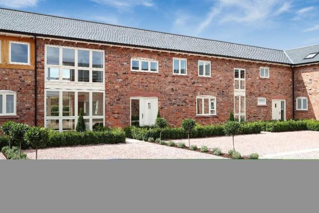 3 bedroom character property for sale in stretton green