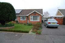2 bedroom Semi-Detached Bungalow in Clive Road, Highcliffe...