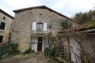 Nanteuil-en-Vallee Stone House for sale