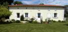 Stone House in Montendre...