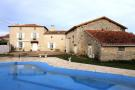 Village House for sale in Ruffec, Charente, France