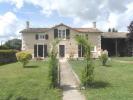 Brioux Sur Boutonne Stone House for sale