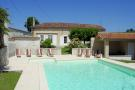 Stone House in Segonzac, Charente for sale