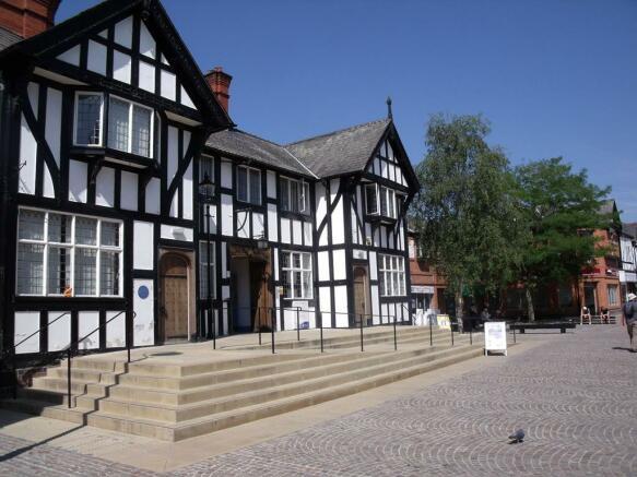 Northwich Town Hall