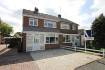 semi detached home in Ribble Drive...
