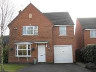Detached home in Bluebell Drive, Groby