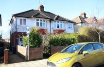 3 bed house in Ellison Road...